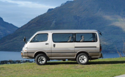 Toyota Super Custom or similar