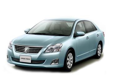 Toyota Premio or similar