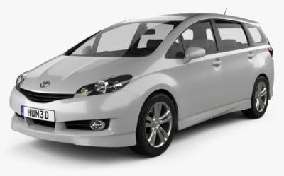 Toyota Wish or similar